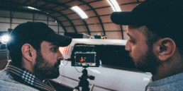 Behind the scenes - Hawai Films Production Company Spain (Madrid) - Production services