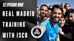 Real Madrid Training With Isco - Tango Squad FC